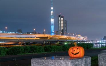 Halloween in Tokyo Sky tree