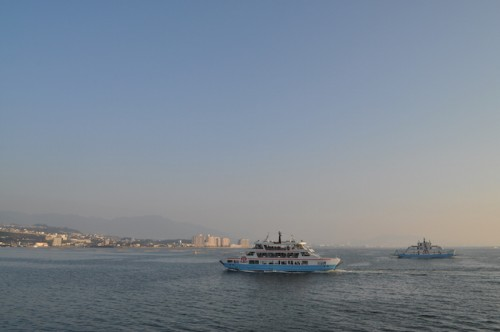 hiroden ferry miyajima ride