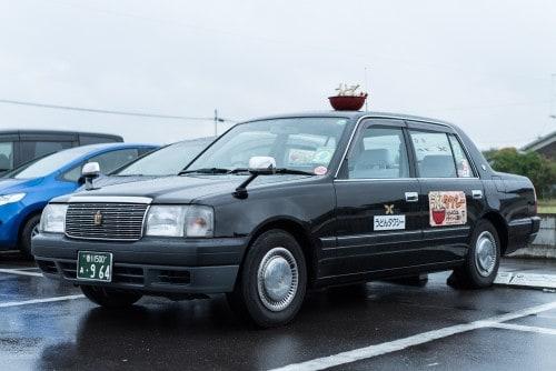 Udon Taxi, Kagawa, Shikoku, Japan