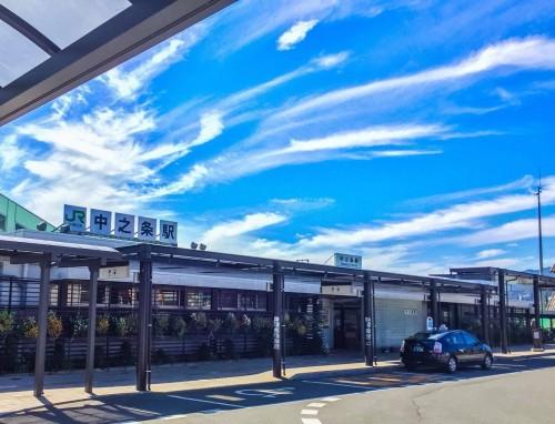 JR Nakanojo Station