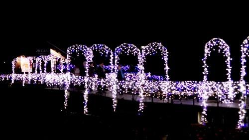 Nakatsumiya street illumination