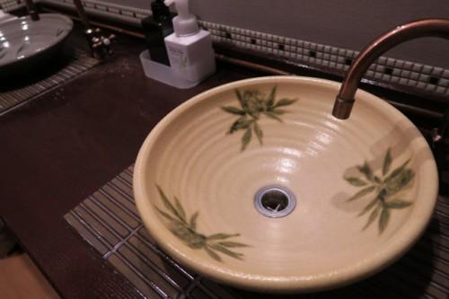 Nice sink in Ryokan