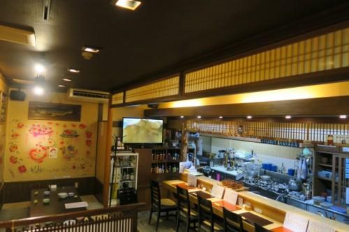 Chidori Izakaya interior