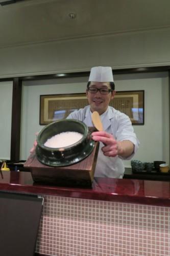 Yummy rive produced in Niigata!