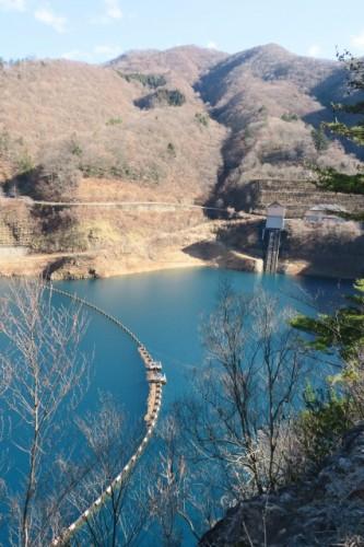 Okushima Lake view!