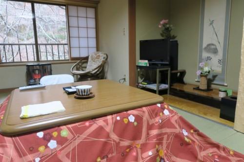 Kotatsu in my room