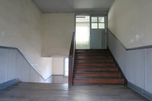 abandoned school in Nakanojo, Gunma prefecture