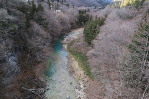 Kuni District is ranked in ' the 100 most beautiful village in Japan'.
