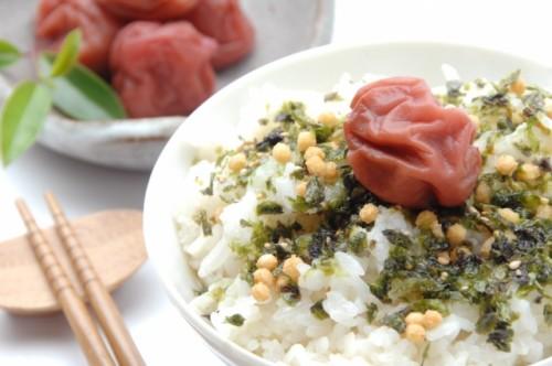 Ochazuke is a warming, classic Japanese dish.