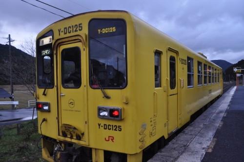 Train from Imari