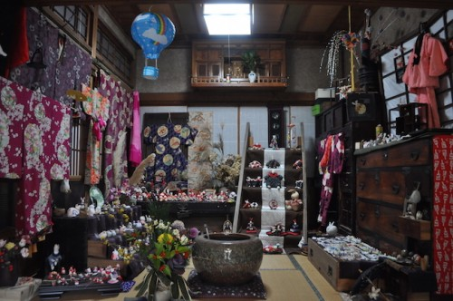 Decoration room