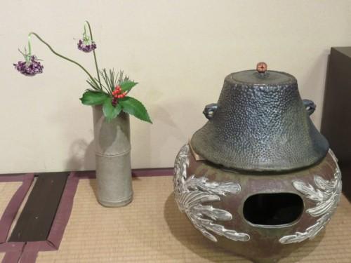 Karatsu tea ceremony set