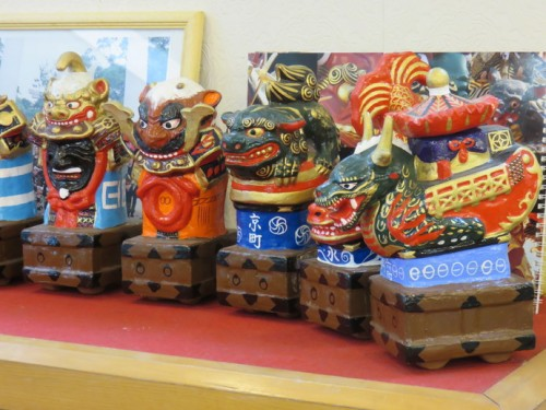 """you can find one of the most popular Karatsu ceramic galleries: """"Gallery Ichiban-kan""""."""
