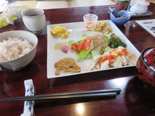 nabeshimake lunch