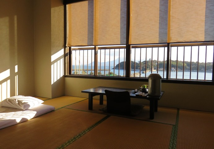 a room at tsurusou