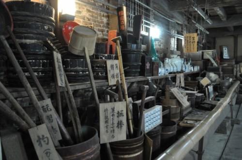 Old sake factory
