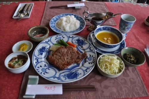 Imari beef set