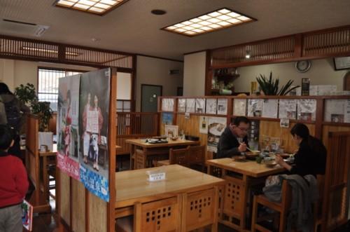 Souan tofu shop in Ureshino onsen