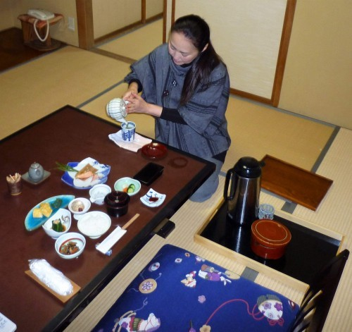Ogawaso breakfast