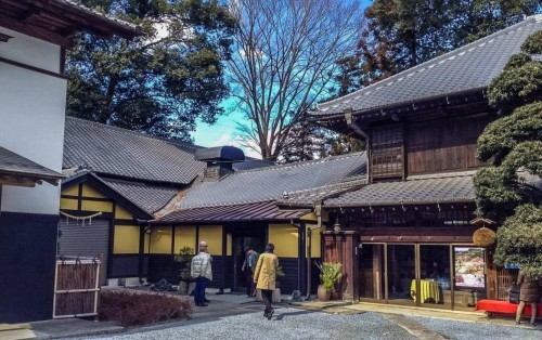 Historical Japanese architecture