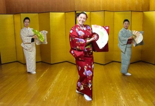 Experience Nichibu dance