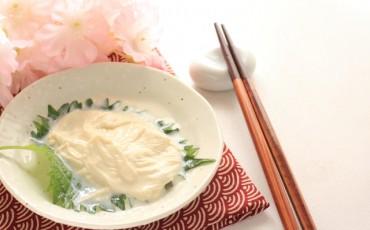 Nikko's local Yuba dish.