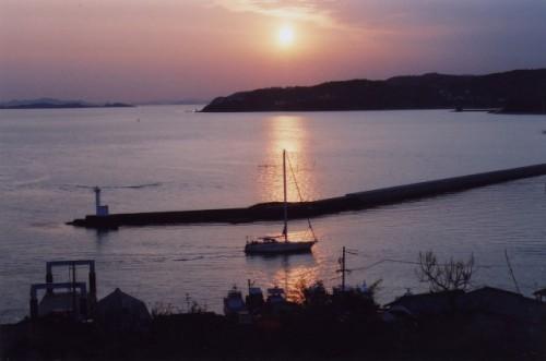 beautiful harbor