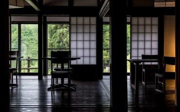 Takekura inn is located in Hida city, Gifu prefecture.