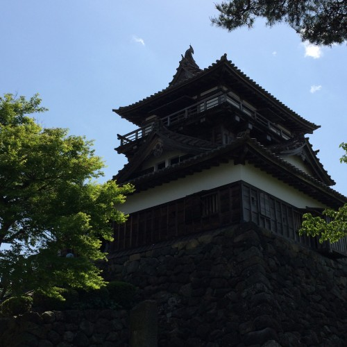 Enjoy feudal Japan with Maruoka Castle in Fukui