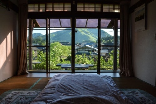 Minshuku Gästezimmer, Takane, Niigata, Japan