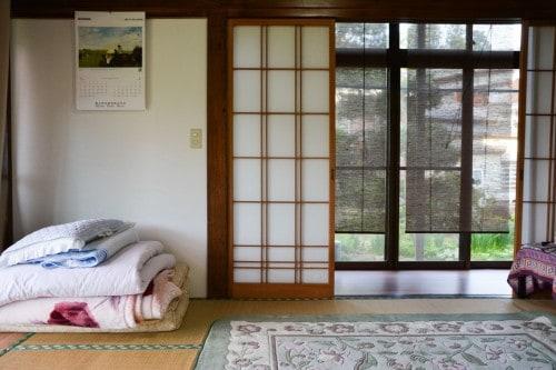 Minshuku Tatamizimmer, Takane, Niigata, Japan
