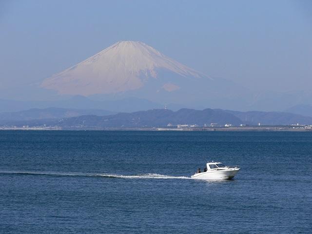 Enjoy A Boat Cruise around Enoshima, Escape from Tokyo !