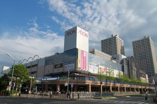 AEON shopping center
