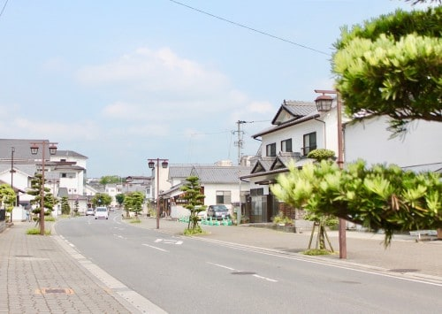 Kitsuki is a castle town in the Oita Prefecture, Kyushu.