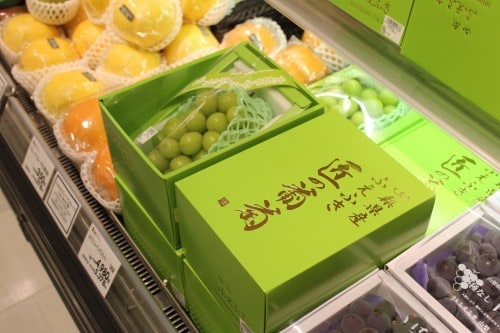 Japanese fruits