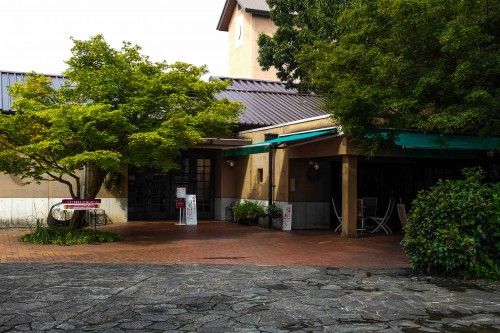 Ajimu Budoshu Koubou, also known as Ajimu Winery in Usa, Oita prefecture, Kyushu, Japan.