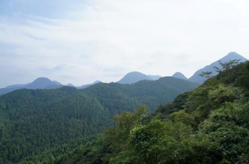 Kunisaki Peninsula Minemichi Long Trail