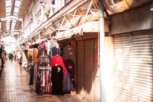 Tateishi in Tokyo is artisan and merchant quarters during the Edo Period.