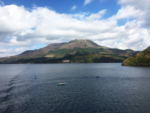 Hakone – The History and Nature of Lake Ashi