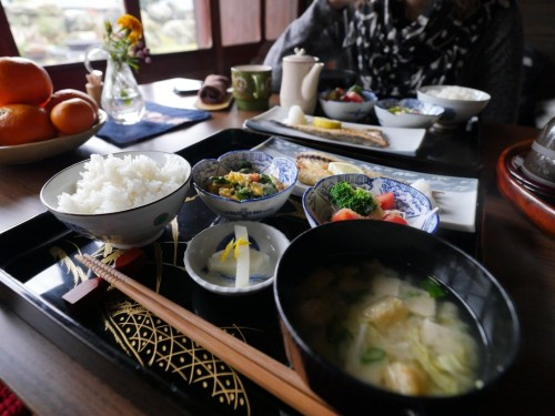 Minshuku Omeguri-an in Seiyo City