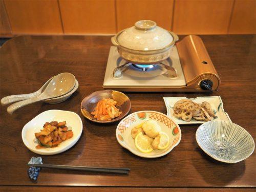 Stay in a minshuku at Yamakoshi village of Niigata Prefecture.