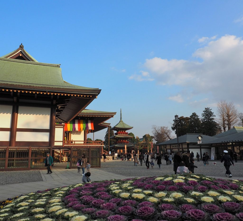 Discover the Historical Temple Narita-san, Close to the Narita Airport