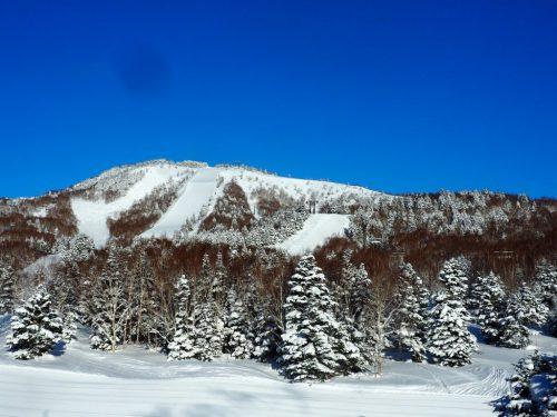 Umgebung des Shiga Kogen Skiresort
