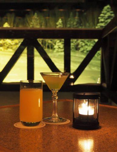 Cocktails in der Bar L'Etoile