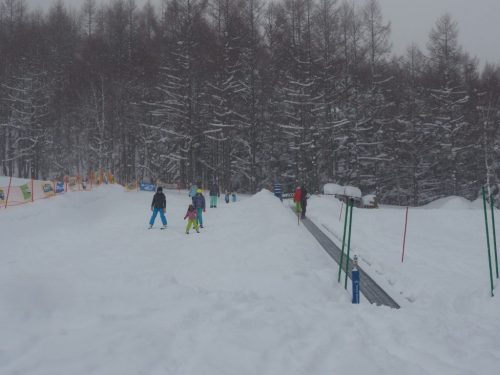 Skiing in Nagano Prefecture
