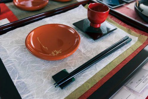 Urushi Ohtaki Murakami Lacquerware Shop Kibori Tsuishu Niigata Prefecture