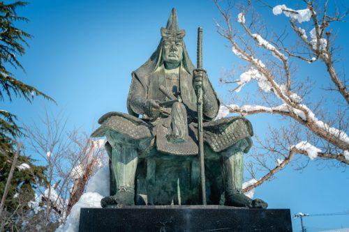 Uesugi Kenshin Samurai Museum in Yonezawa Yamagata Prefecture
