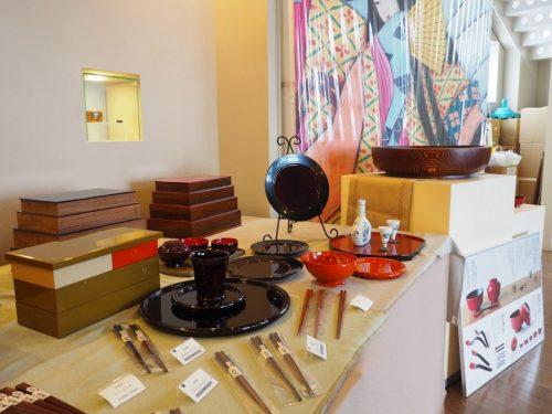 The Traditional Craft in Yuzawa: Kawatsura Lacquerware