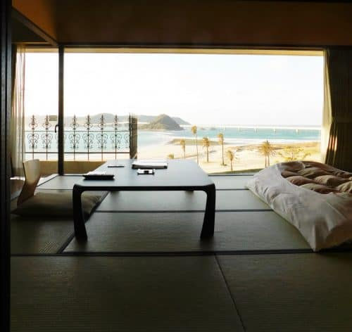 Top 6 Resorts with beautiful Sea Views in Setouchi Area