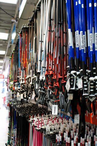 Victoria Ski Snowboard Shop Equipment Tokyo Resort Gear Poles